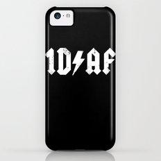 1D AF iPhone 5c Slim Case
