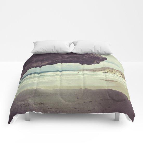 Wild swin... Comforters