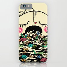 Save the fishes iPhone 6s Slim Case