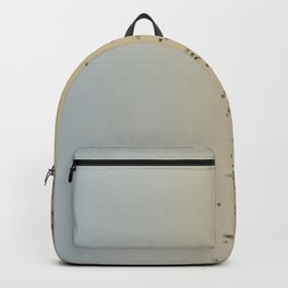 Red Billed Quelea Bird Abstract Backpack