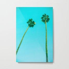 Palms of LA Metal Print