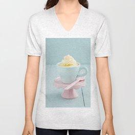 Mug cake Unisex V-Neck
