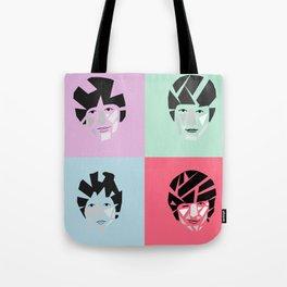 Geometric Lads Tote Bag