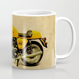 750 GT 1973 classic motorcycle Coffee Mug