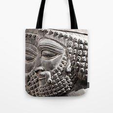 Persian Guards Tote Bag