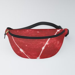 PISCES (ZODIAC CONSTELLATIONS) Fanny Pack