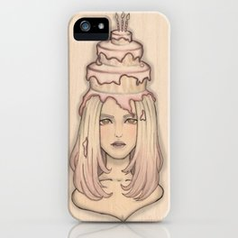 SweetsII iPhone Case