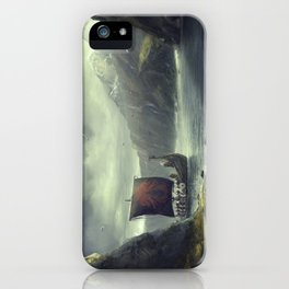 VIKINGS-JOURNEY iPhone Case