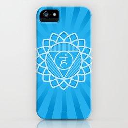 Vishuddha iPhone Case