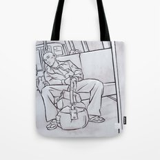 SUBWAY 4 Tote Bag