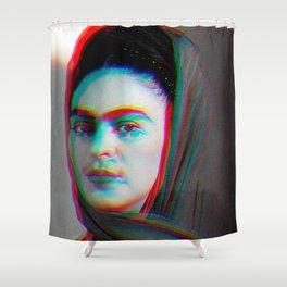 FRIDA KAHLO 3D2 Shower Curtain