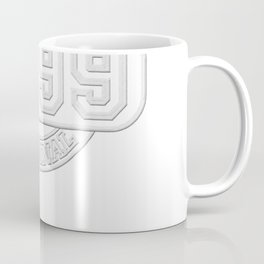 Birthday Established 1999 Original T-shirt - Embroidery look Coffee Mug