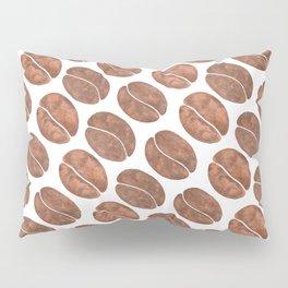 Coffee Beans Pillow Sham
