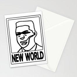 NewWorld part III Stationery Cards