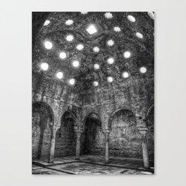 Luces y sombras Canvas Print