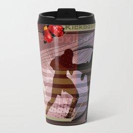 Kickboxing Travel Mug