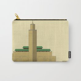 Hassan II Mosque 2 Carry-All Pouch