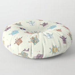 Merry Gifts Floor Pillow