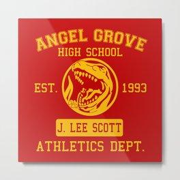 Angel Grove Metal Print