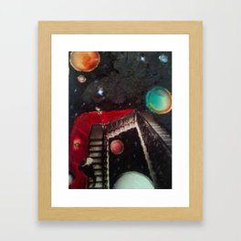 Space? Framed Art Print