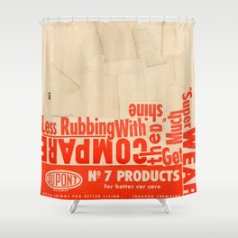 Less rubbing with DuPont Shower Curtain