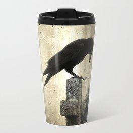The Crow's Cross Travel Mug