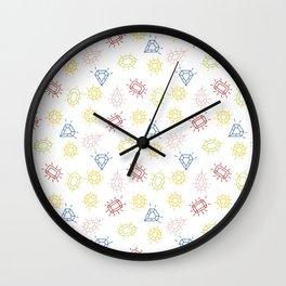 Gems Wall Clock
