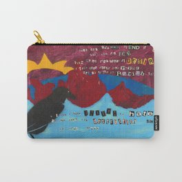 Ransom of the Earth  Carry-All Pouch