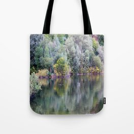 Nature's Reflections Tote Bag