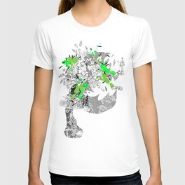CutOuts - 8 T-shirt