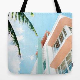 Miami Fresh Summer Day Tote Bag