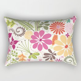 Terrain Rectangular Pillow
