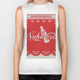 An Ice Cold Nuka Cola - Fallout Universe Biker Tank