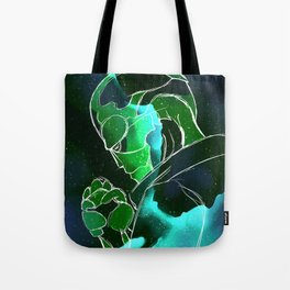 Galaxy Series: Thane Krios Tote Bag