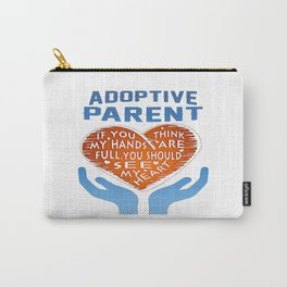Adoptive Parent Carry-All Pouch