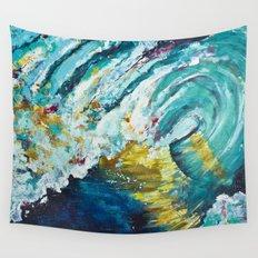 Crash Wall Tapestry
