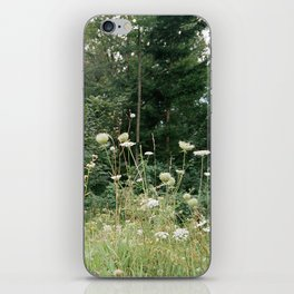 Wildflowers 1 iPhone Skin