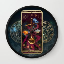 Zodiac : Libra Wall Clock
