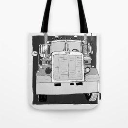 Truck Tote Bag