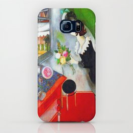 Marc Chagall The Birthday iPhone Case