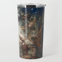 In the Heart of the Tarantula Nebula Travel Mug