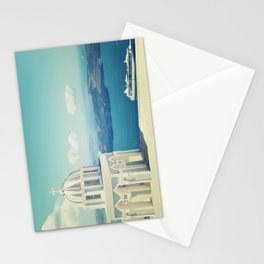 Peaceful Paradise aka Santorini Stationery Cards
