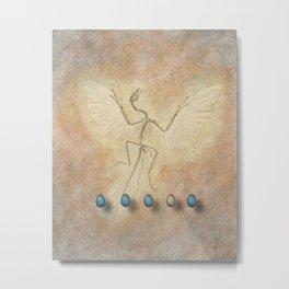 Archaeopteryx Metal Print