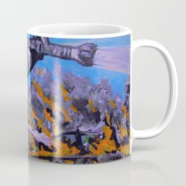 Air Force Fire Fighter Coffee Mug