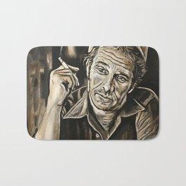 Merle Haggard Bath Mat