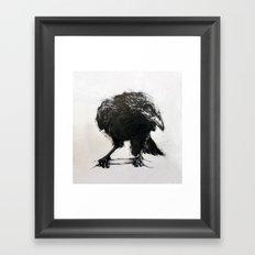 Presager of Death Framed Art Print