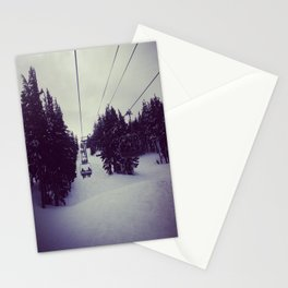 Mt. Bachelor  Stationery Cards