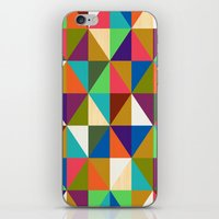 woody iPhone & iPod Skins featuring Woody by Bianca Green
