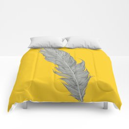What if I fall? Oh! But what if you fly? Comforters