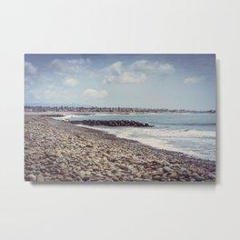 Ventura Beach California Metal Print